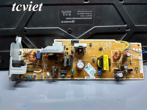 Main nguồn HP 402 bóc máy