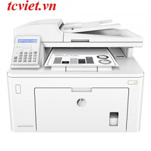 Máy in laser HP LaserJet Pro 227fdn (in, copy, scan, fax)