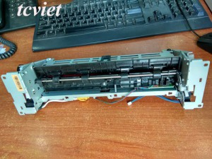 Cụm sấy HP 401/ 401D/ 401DN bóc máy
