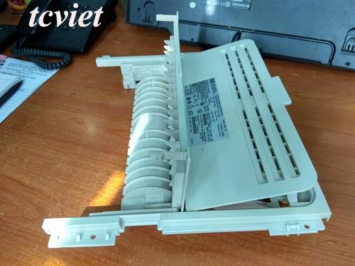 Nắp lưng sau máy in HP 2015D bóc máy