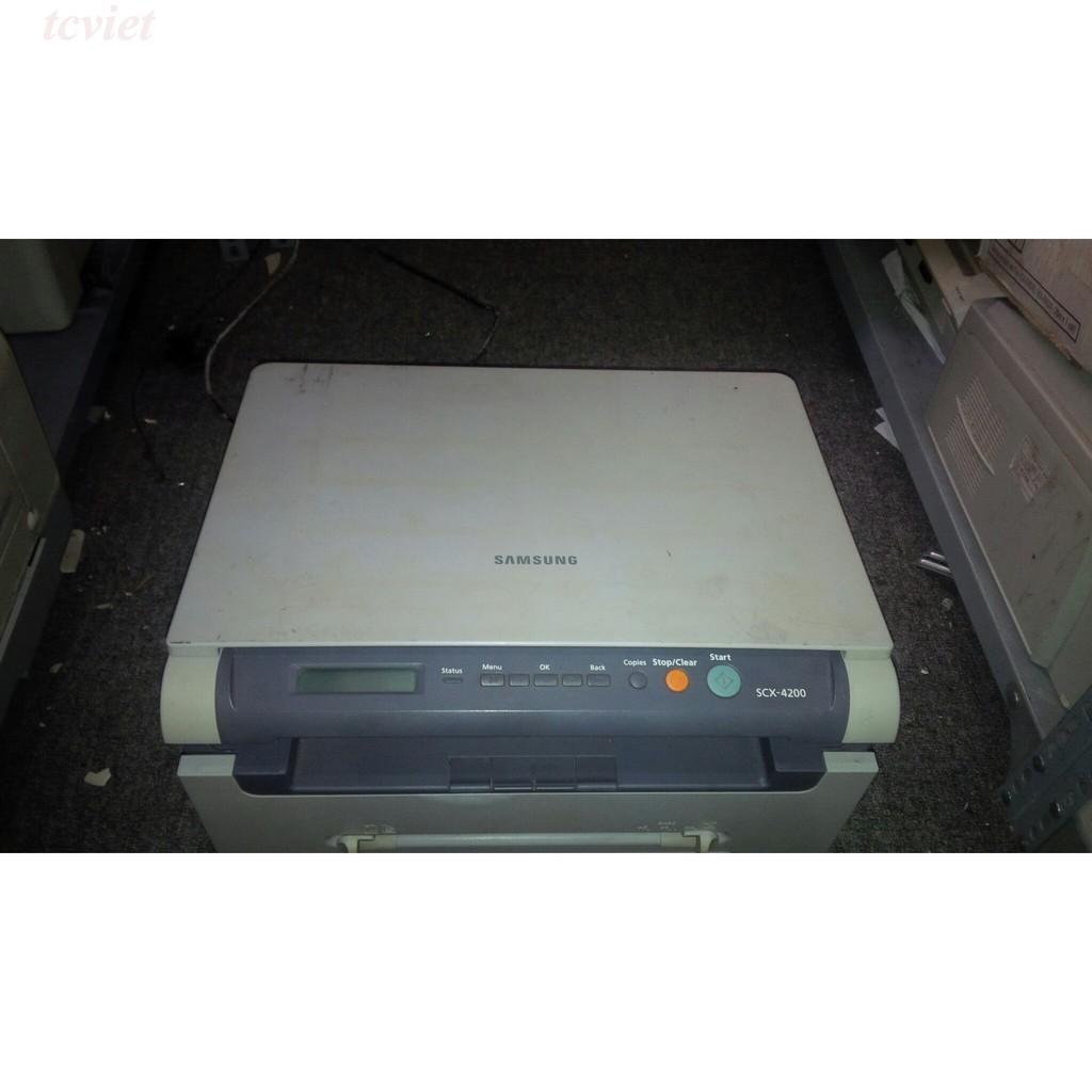 MÁY IN ĐA CHỨC NĂNG SAMSUNG SCX-4200 TC VIỆT CŨ